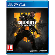 Call of Duty Black Ops IV COD BO 4 PS4