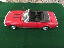 Maisto 1:18 1967 Camaro RS/SS 396 Diecast