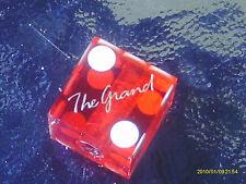 New listing Ballys the grand casino atlantic city 20 vintage dice