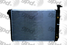 Radiator fits 1985-1994 GMC Safari  GLOBAL PARTS
