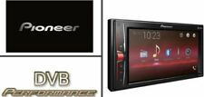 """Pioneer MVH-A200VBT 6.2"""" Hansfree USB Player Android iPhone Touchscreen Radio"""