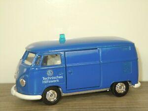 VW Volkswagen T1 Delivery Van Technisches Hilfswerk - Tomica Dandy 1:43 *41307