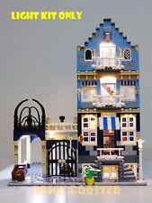USB Powered LED Light Kit for Lego 10190 Market Street