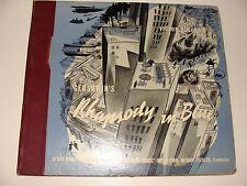 Gershwin Rhapsody in Blue Jesus Sanroma Arthur Fiedler Victor 78rpm 2 set 1935