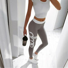 Women Fitness Yoga Leggings Running Gym Athletic Sport High Waist Pants Trousers