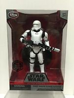 Disney Store Flametrooper Star Wars Elite Series. Die Cast Limited Exclusive