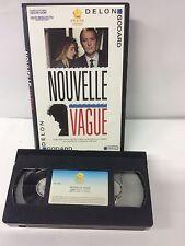 NOUVELLE VAGUE - VHS - 1991 - ALAIN DELON