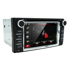 Car DVD Player Stereo USB MP3 CD For Toyota Land Cruiser FJ Prado Hilux Celica