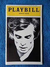 Nureyev with Dutch National Ballet - Minskoff Theatre Playbill - April 1978