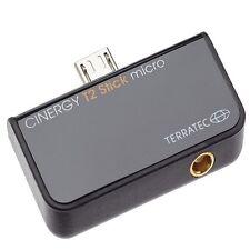 DVB-T/T2 HD Empfänger TV-Stick micro & USB 2.0 incl. Antenne, TERRATEC CINERGY