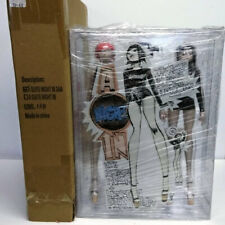 Factory Seal NIB Ashley Wood 3A ThreeA 1/6 Figure Set of 2 A Quiet Night Pascha