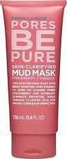 Formula Ten O Six Pores Be Pure Facial Mask, 3.4 Fluid Ounce Mud