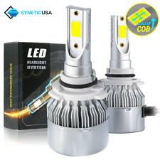 Syneticusa 9006 Hb4 Cree Led 6000k White Headlight Fog Light Bulb Kit Low Beam