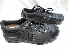 KEEN Mens Athletic Sneakers Shoes Black Size 13 Leather Laces China Mint