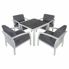 Aluminium Up to 4 5 Garden & Patio Furniture Sets
