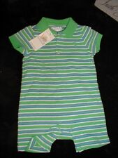 NWT Ralph Lauren Boy's Onepiece w/ Poly pony 6m.  ~MUST SEE!~