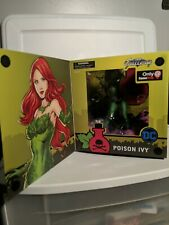 Poison Ivy Diamond Select DC Gallery PVC Figure Statue Gamestop Exclusive New