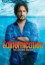CALIFORNICATION SEASON SERIES TWO 2 DISC BOX SET SHOWTIME 2009 REGION 2 DVD NEW