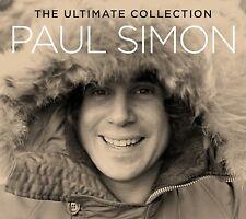PAUL SIMON - THE ULTIMATE COLLECTION: CD ALBUM (April 13th, 2015)
