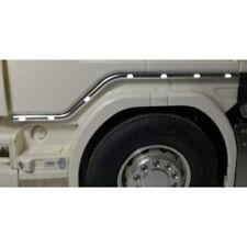Metal 1/14 Scania side door orange  led light row bar set for tamiya R470 R620