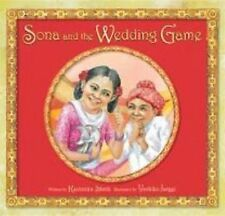 Sona and the Wedding Game, Sheth, Kashmira, New Book