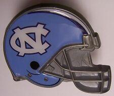 Trailer Hitch Cover NCAA North Carolina Tarheels NEW Metal Football Helmet