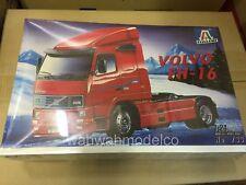 ITALERI 733 - VOLVO FH-16 - 1:24 - NEU - Modellbausatz - KIT - LKW - Truck