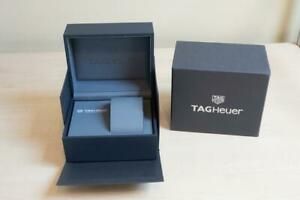 Genuine Tag Heuer Inner & Outer Watch Box for Current Models - AD Stock 2