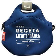 Bolsos y mochilas de mujer azules de plástico