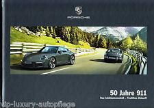 Porsche  911 50 Jahre Edition Buch  Das Jubiläumsmodell Tradition Zukunft