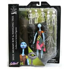 Nightmare Before Christmas Select - Happy Sally, Mummy Boy & Hanging Tree