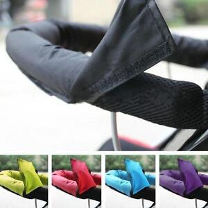 Oxford Fabric Bumper/Handle Bar Cover For Baby Pram Pushchair Stroller FB
