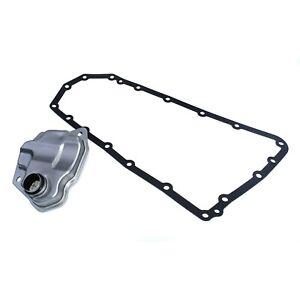 Transmission Oil Filter & Gasket For Nissan Juke NV200 Altima Rogue 31728-1XF03