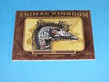 2013 Goodwin Champions Animal Kingdom EMU Patch AK-221 Dromaius novaehollandiae