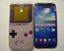 NEW NINTENDO GAME BOY CASE FOR SAMSUNG GALAXY S4/i9500 CELL PHONE RIGID PLASTIC