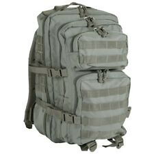 Tactical Combat Backpack Us Molle Modular Assault Pack Army Rucksack 36L Foliage