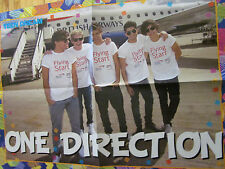 One Direction, Louis Tomlinson, Double Four Page Foldout Poster