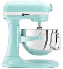 KitchenAid Stand Mixer 475 -W 10-Speed 5-Quart RKg25hOXic Ice Professional HD
