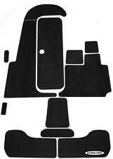 Seadoo Sea doo hydro turf mats sportster 94-95 jet boat Black Carpet pads