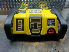 Stanley Fatmax Powerit 12v Jump Starter Usb Charger 1000a See Description