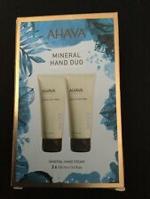 AHAVA Elements of Love Mineral Hand Duo New in Box