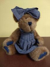 Boyd's Bear Collection Stuffed Plush Teddy Bear