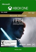 Star Wars Jedi: Fallen Order Deluxe Edition (Microsoft Xbox One) - Digital Code