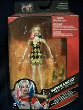 "DC Comics Suicide Squad Harley Quinn Dress Version Action Figure New 6"""
