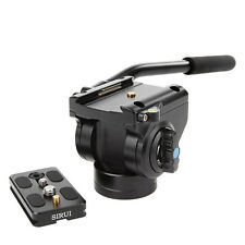 Sirui VA-5 Fluid Ultra-Compact Video Head with ARCA Type Plate