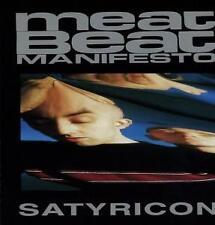 Meat Beat Manifesto-satyricon... NEUF
