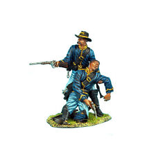 ACW037 Union Dismounted Cavalry Helping Trooper Vignette by First Legion