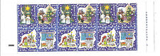 Sweden 1991 Booklet, Christmas - SC# 1913a, Facit #H421 Complete MNH, Fresh*