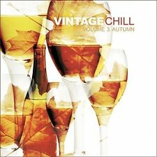 Vintage Chill, Vol. 3: Autumn by Various Artists (CD, Sep-2003, Kriztal)