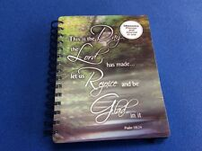 """Journal: This is the day the Lord has made . . . 8"""" x 6"""", blank pages, New"""